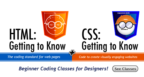 Beginner Coding Classes for Designers